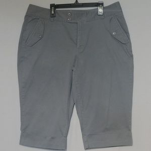 Women's Dockers Capri Pants